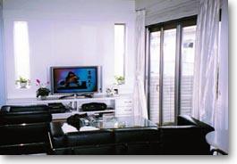 シンプルデザインの家06
