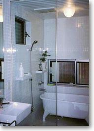 シンプルデザインの家03