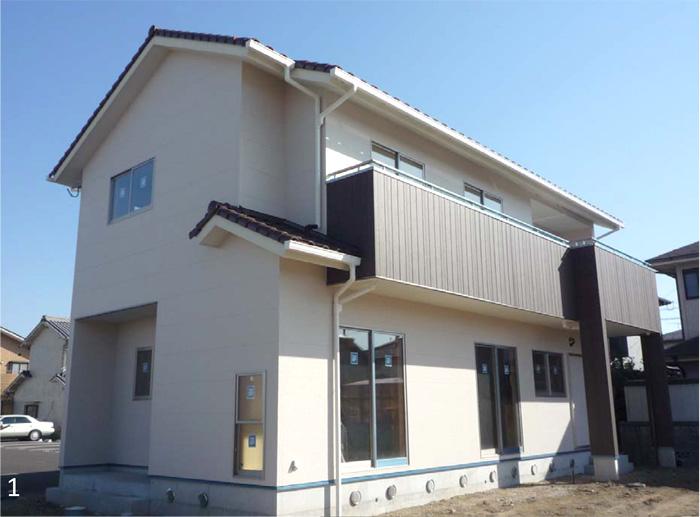 無垢の木と漆喰の家 / 松前町 O様邸